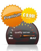 Premium Hostingpakket