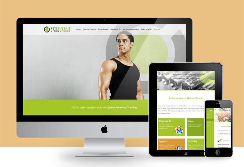 portfolio probu online - fit centernieuwvennep